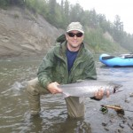 Steve Fromholtz fly fishing